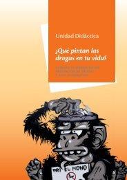 ¿Qué pintan las drogas en tu vida? - Gobierno de Canarias