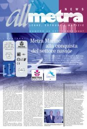 2-News Industria N°46.indd - Metra SpA