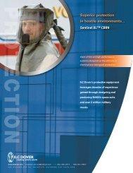 Sentinel XL CBRN Brochure - Team-Logic