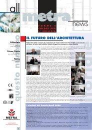 News Architetti N° 25