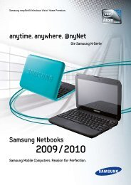 N130............... Das ultraleichte Netbook. - METZ IT-Service