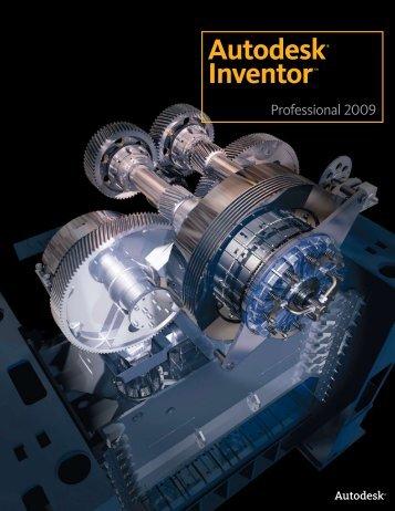 Autodesk® Inventor Autodesk® InventorTM