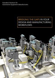 bridging the gaps in your design and manufacturing ... - Cadgroup