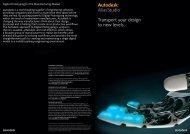Autodesk® AliasStudio™ Transport your design to new ... - Cadgroup