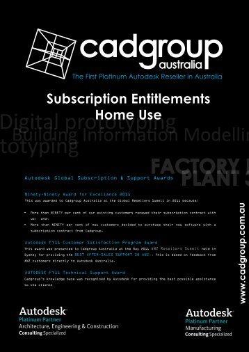 Home Use 2012.pdf - Cadgroup