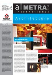 3-News Architecture 30.indd - Metra SpA