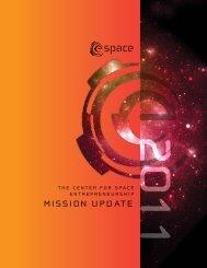 Mission Update 2011 - eSpace