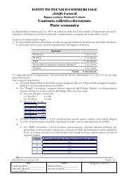 Accordo firmato (*.pdf 186 KB) - I.I.S. Lunardi