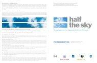to download the evening's program - Meridian International Center