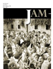 Jam-Bassadors - Meridian International Center