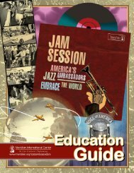 Educational Guide - Meridian International Center