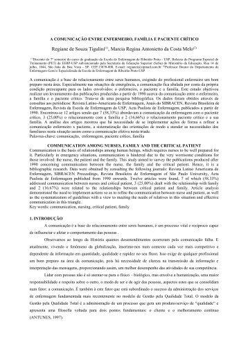 Regiane de Souza Tigulini(1) - SciELO Proceedings
