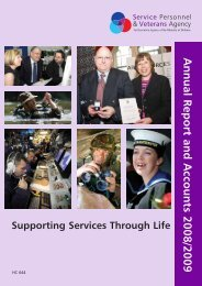 annual report and accounts 2008/2009 - Official Documents