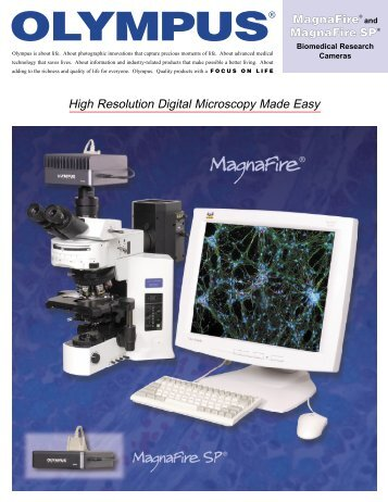 MagnaFire SP - Olympus Microscopy Resource Center