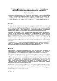 XI CBE artigo - SciELO Proceedings