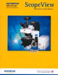 MicroSuite ScopeView Microscope Control Software