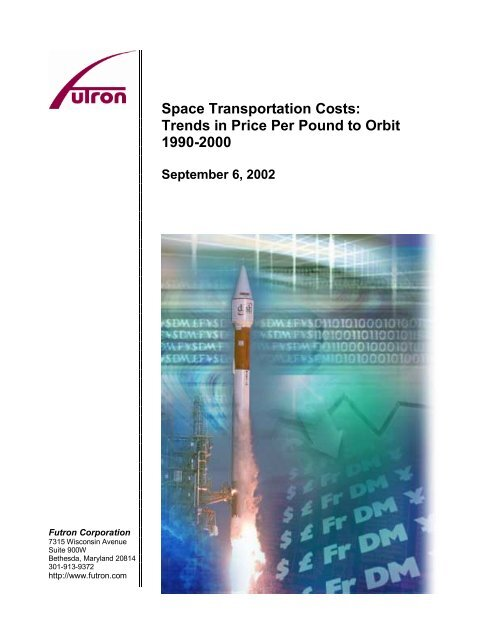 Space Transportation Costs: Trends in Price Per Pound to Orbit ...