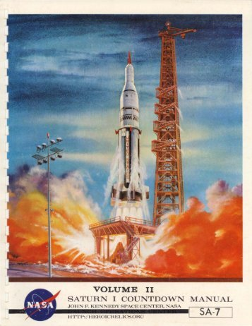 Saturn I Countdown Manual Volume II, SA-7 (small).pdf - Heroicrelics