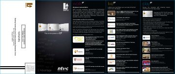 BATU Membership Form - NTUC