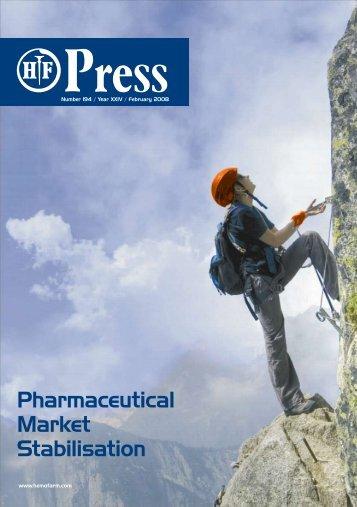 Pharmaceutical Market Stabilisation - Hemofarm