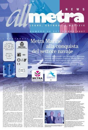 2-News Industria N°46.indd - Metra SpA