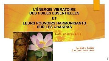 les chakras - Conversation Papillon