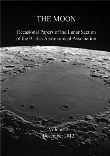 Volume 2 - BAA Lunar Section