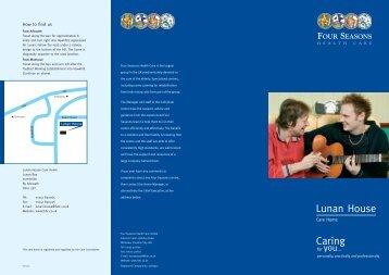 Lunan House - Compare Care Homes