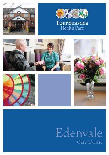 Edenvale - Compare Care Homes
