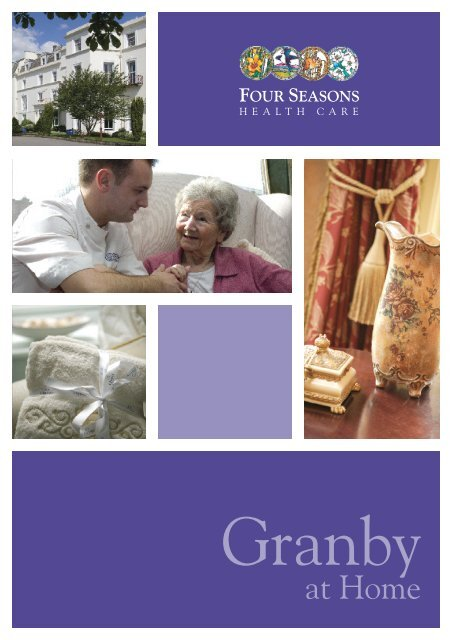 Granby at Home Brochure - Four Seasons Health Care