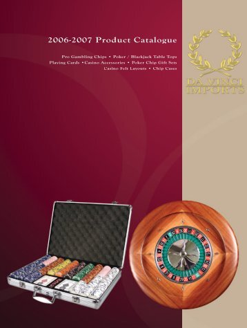 to view our print catalogue - Da Vinci Imports