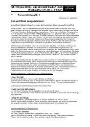 24. April 2004 - goEast - Deutsches Filminstitut