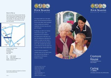 Cromore House - Compare Care Homes