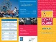 FUN MAP - Coney Island Fun Guide