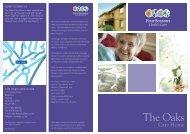 the oaks - Four Seasons Health Care