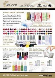 Perfect Match Gel Polish - LeChat Australia