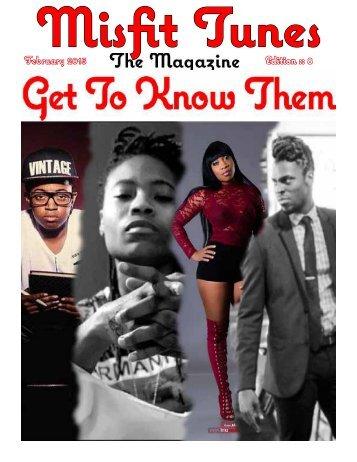 Misfit Tunes The Magazine February 2015