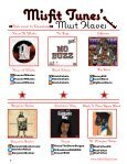 Misfit Tunes The Magazine February 2015 - Page 4