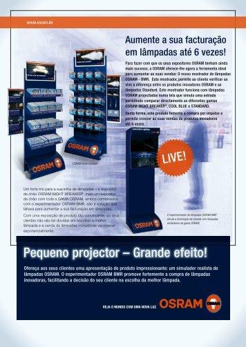 CLIQUE AQUI e veja PDF da campanha OSRAM - auto|aftermarket ...