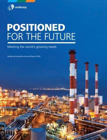 Annual Report 2010 PDF - Sembcorp