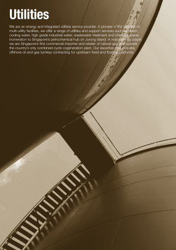 Utilities - Sembcorp