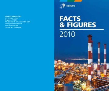Facts & Figures 2010 - Sembcorp