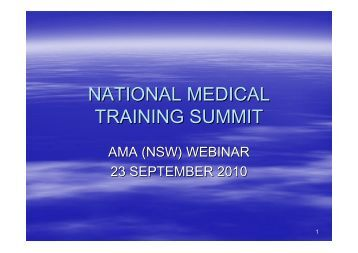Click here (PDF) - Australian Medical Association NSW