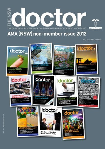 AMA (NSW) non-member issue 2012 - Australian Medical ...