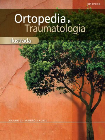 revista ortopedia ilustrada v3 n1 - FCM - Unicamp