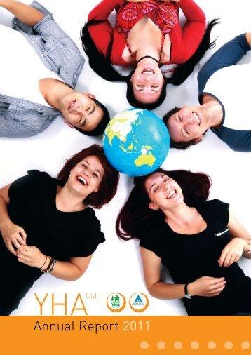 Annual Report 2011 - YHA Australia