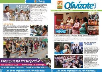 livízate O - Los Olivos
