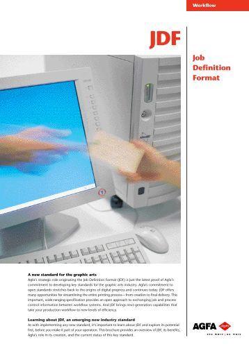 Job Definition Format explained - DataBasics