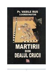 Vasile Rus – Martirii din Dealul Crucii - Memoria.ro