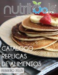 Catalogo replicas de alimentos - Nutritools - Febrero 2015.pdf